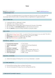 Salesforce Experience Resume Sample Salesforce Developer Resume