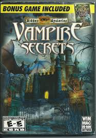 If you have losing your things, you will enjoy finding these games. Hidden Mysteries Vampire Secrets Win Mac Dvd Rom 2010 Hidden Mystery Mystery Vampire