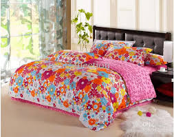 Wholesale Cover Set - Buy Colorful Floral Bedding Sets Duvet Doona ... & Wholesale Cover Set - Buy Colorful Floral Bedding Sets Duvet Doona Cover  Pink Bed Sheet Pillow Adamdwight.com