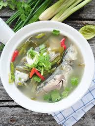 Ini salah satu menu penambah nafsu makan bun. Resep Keluarga Ikan Kembung Kuah Asam Yang Segar Kumparan Com