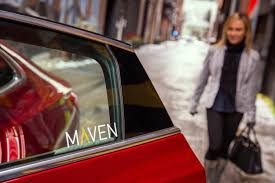 new car launches in germanyGM Unveils Maven Its Big New Play In CarSharing Services