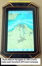 Tough Waterproof Ip68 Tablet Plotter For All By