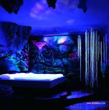 glow in dark bedroom lights glow dark wall paint walmart