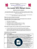 as level geography essay plan london 2012 elp instruction sheet