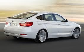 All BMW Models bmw 328i gran turismo : BMW 3 Series GT Back View - Car HD Wallpaper | Car Picture ...