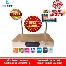 Giá Android Tivi Box Ultra HD Q9s Ram 1G RK3128 tặng kèm Chuột Không Dây Cao