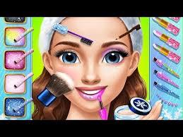 fun care games princess makeup salon play fun dress up makeover makeup games