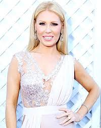 description real housewives of orange county alum gretchen rossi shocked her insram