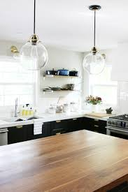 Kitchen Globe Lights Our 3 Minute Method For Keeping Our Glass Globe Lights Clean