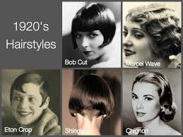 1920 Hair Style 1920s hairstyles and the cloche hat world fashion 7307 by wearticles.com