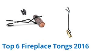 6 Best Fireplace Tongs 2016  YouTubeFireplace Tongs