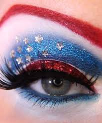 avengers eye makeup superhero inspired beauty looks red white bluemakeup