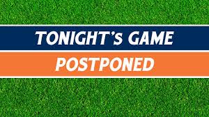 8 22 19 Tonights Game Against Brooklyn Has Been Postponed