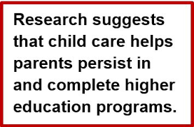 Child Care Assistance For College Students With Children An