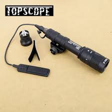 Strobe Light Flashlight M600 M600v Ultra Scout Light Arma Hunting Strobe Surefir