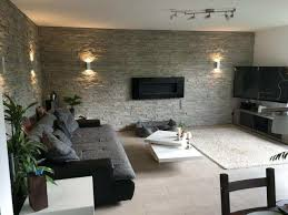 Wohnzimmer Ideen Wandgestaltung Holz