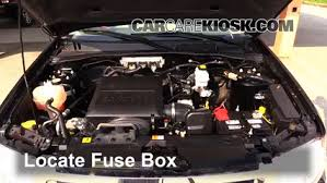 blown fuse check 2005 2012 ford escape 2008 ford escape limited blown fuse check 2005 2012 ford escape 2008 ford escape limited 3 0l v6