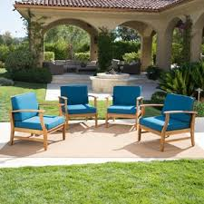 Wood Patio Lounge Chairs Youll Love Wayfair