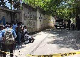 Gunmen assassinate Haitian president at ...