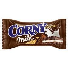 Злаковый батончик Corny с молоком и какао 30 г (1001533854 ...