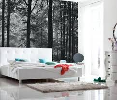 wallpaper bedroom ideas grey from the super glam to ultra modern metallic wallpapers models