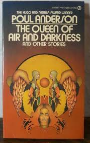 poul anderson the queen of air and darkness signet pb 1973 sci fi short stories