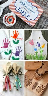 photo collage showing diy gifts ideas perfect for or mothers day gifts for mom