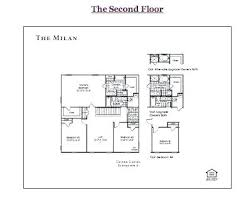 ryan homes floor plans. Ryan Homes Floor Plans The Second Model And House