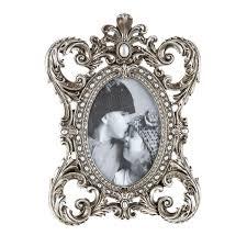 antique photo frame gold