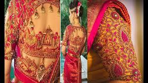 Designer Blouse Patterns For Pattu Sarees Top Latest Heavy Cut Work Blouse Designs Blouse Designs For Silk Sarees Saree Blouse Designs