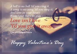 Love Quotes For The Day Inspirational Love Quotes For Valentines Day Quotes Wishes for 17