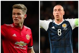 Scotland and manchester united midfielder scott mctominay joined us in the scotland camp ahead of our first matches in the uefa nations. Manchester United Star Scott Mctominay Is Scotland S Heir Apparent To Scott Brown Insists Gordon Mcqueen Daily Record