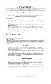 Lvn Resume Sample Resume For Lvn Free Resume Templates 65