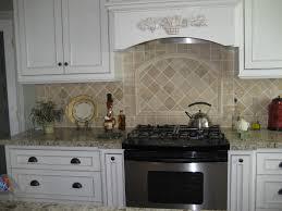 Wonderful Back To Article → Kitchen Backsplash Ideas With White Cabinets