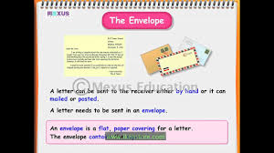 Formal Letter English Learn English How To Write A Formal Letter Youtube