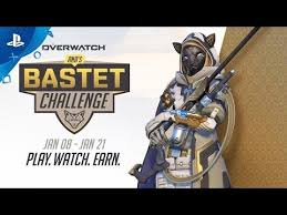 Overwatch Ana Bastet Challenge Ps4 Duncannagle Com