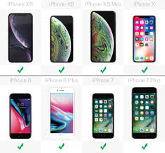 Iphone Generations All New Atlas Nfc Comparing The Latest Iphones Iphone Xr Vs Xs Xs Max X 8 Plus