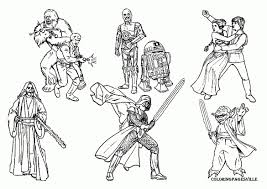 Small Picture Marvellous Free Star Wars Coloring Pages Free Star Wars Coloring
