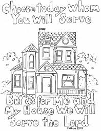 Small Picture Free Coloring Page House Printable House Coloring Pages For Kids