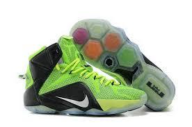 lebron james shoes 12 green. best shopping black green nike lebron 12 fluorescence 650844 002 white james shoes l