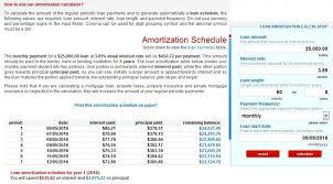 amortization calculator online best online amortization calculators toughnickel threeroses us