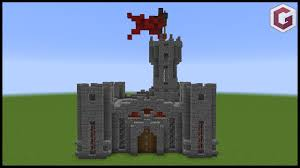 Minecraft Castle Designs How To Make A Mini Minecraft Castle Pocket Castle