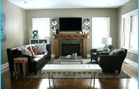 tv placement in living room fresh living room medium size top living rooms placement in small