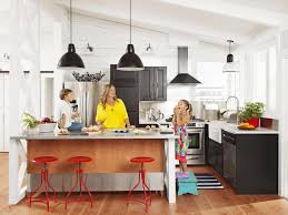 Family Kitchen Design Cool Design Inspiration