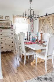 to paint a kitchen table farmhouse diy