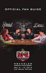 Thomas Mack Arena Seating Chart Nfr 2015 Nfr Official Fan Guide By Nfrexperience Issuu
