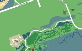 interactive map of kiawah island  kiawah island golf resort