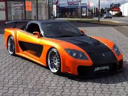 mazda rx7 fast and furious body kit. mazda rx7 fast and furious body kit rx7 pc wall art