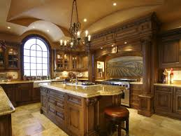 16 Magnificent Kitchen Designs In Traditional Style