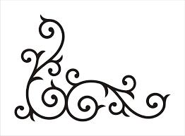 Decorative Line Clip Art Decorative Scroll Clip Art Free Decorative Scroll Clip Art Clip